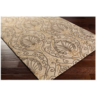 Surya CAN2013-1616 Modern Classics 18 X 18 inch Taupe Indoor Area Rug, Sample alternative photo thumbnail