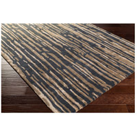 Surya CAN2075-1616 Modern Classics 18 X 18 inch Black Indoor Area Rug, Sample alternative photo thumbnail