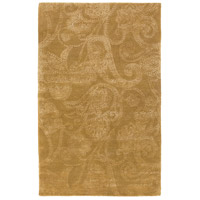 Surya CAN2077-23 Modern Classics 36 X 24 inch Brown and Neutral Area Rug, Wool and Viscose photo thumbnail