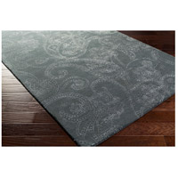 Surya CAN2078-913 Modern Classics 156 X 108 inch Gray and Neutral Area Rug, Wool and Viscose alternative photo thumbnail