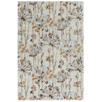 Surya CAN2081-913 Modern Classics 156 X 108 inch Neutral and Brown Area Rug, Viscose and Wool photo thumbnail