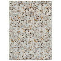 Surya CAN2081-811 Modern Classics 132 X 96 inch Neutral and Brown Area Rug, Viscose and Wool photo thumbnail