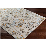 Surya CAN2081-268 Modern Classics 96 X 30 inch Neutral and Brown Runner, Viscose and Wool alternative photo thumbnail