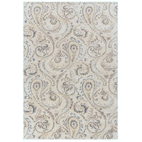 Surya CAN2085-913 Modern Classics 156 X 108 inch Neutral and Brown Area Rug, Viscose and Wool photo thumbnail