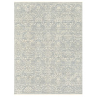 Cumberland 138 X 102 inch Gray and Neutral Area Rug, Wool, Cotton, and Viscose