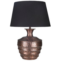 Carlisle 32 inch 60 watt Antiqued Table Lamp Portable Light