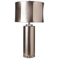 Surya CVA-100 Cavallo 30 inch 100 watt Metallic Table Lamp Portable Light