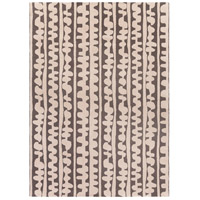 Surya DCR4029-811 Decorativa 132 X 96 inch Brown and Neutral Area Rug, Wool