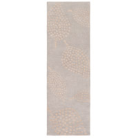 Surya DCR4033-268 Decorativa 96 X 30 inch Gray and Neutral Runner, Wool