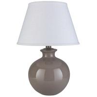 Surya DLA-004 Delilah 25 inch 150 watt Glazed Table Lamp Portable Light