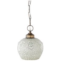 Surya DLZ-002 Daleyza 1 Light 8 inch Pendant Ceiling Light