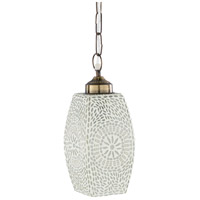 Surya DLZ-003 Daleyza 1 Light 5 inch Pendant Ceiling Light