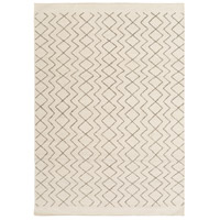 Surya DSH5001-576 Dasher 90 X 60 inch Brown and Neutral Area Rug, Wool, Cotton, and Viscose