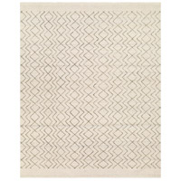 Surya DSH5001-810 Dasher 120 X 96 inch Brown and Neutral Area Rug, Wool, Cotton, and Viscose
