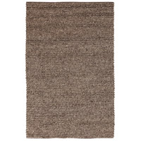 Surya DSO200-58 Desoto 96 X 60 inch Brown and Gray Area Rug, Wool