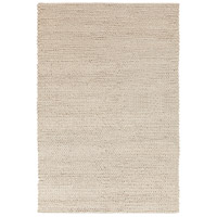 Surya DSO202-3353 Desoto 63 X 39 inch Neutral and Brown Area Rug, Wool