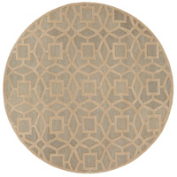 Dream 96 inch Gray and Neutral Area Rug, Wool