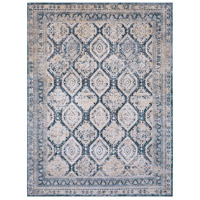 Durham 123 X 94 inch Gray and Gray Area Rug, Polypropylene and Chenille