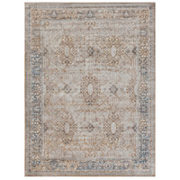 Durham 123 X 94 inch Neutral and Neutral Area Rug, Polypropylene and Chenille