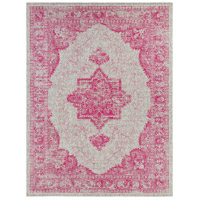 Surya EAG2305-710103 Eagean 123 X 94 inch Bright Pink Outdoor Area Rug, Rectangle photo thumbnail