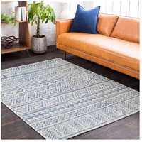 Surya EAG2306-710103 Eagean 123 X 94 inch Denim Outdoor Area Rug, Rectangle alternative photo thumbnail