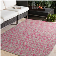 Surya EAG2308-23 Eagean 36 X 24 inch Bright Pink Outdoor Area Rug, Rectangle alternative photo thumbnail