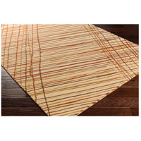 Surya EGF1000-576 Flying Colors 90 X 60 inch Neutral and Brown Area Rug, Wool alternative photo thumbnail