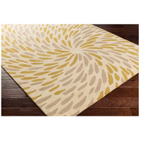 Surya EGF1004-576 Flying Colors 90 X 60 inch Neutral and Neutral Area Rug, Wool alternative photo thumbnail