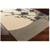Surya EGF1006-576 Flying Colors 90 X 60 inch Gray and Neutral Area Rug, Wool alternative photo thumbnail