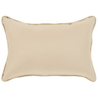 Essien 19 X 13 inch Beige Outdoor Pillow Cover