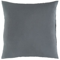 Essien 16 X 16 inch Grey Outdoor Pillow Cover