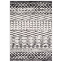 Elaziz 123 X 94 inch Medium Gray Indoor Area Rug, Rectangle