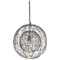 Surya EMO-002 Emory 1 Light 19 inch Pendant Ceiling Light