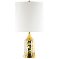 Surya ERM-001 Ellerman 100.00 watt Table Lamp Portable Light