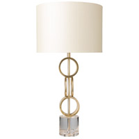 Surya Gilded Table Lamps