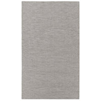 Everett 114 X 90 inch Gray and Black Outdoor Area Rug, Acrylic