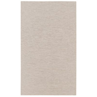 Everett 90 X 60 inch Neutral and Gray Outdoor Area Rug, Acrylic