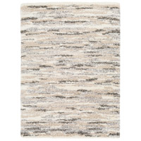 Surya FAF1003-23 Fanfare 36 X 24 inch Gray and Neutral Area Rug, Polyester and Polypropylene photo thumbnail