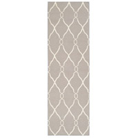 Surya FAL1003-268 Fallon 96 X 30 inch Neutral and Neutral Runner, Wool photo thumbnail