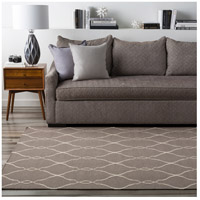 Surya FAL1003-268 Fallon 96 X 30 inch Neutral and Neutral Runner, Wool alternative photo thumbnail
