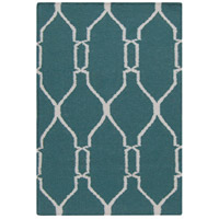 Surya FAL1007-23 Fallon 36 X 24 inch Gray and Neutral Area Rug, Wool photo thumbnail
