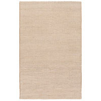 Surya FARGO105-58 Fargo 96 X 60 inch Neutral Area Rug, Wool photo thumbnail