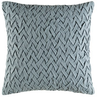 Surya FC005-2020P Facade 20 X 20 inch Sage Pillow photo thumbnail