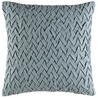 Surya FC005-2020P Facade 20 X 20 inch Sage Pillow alternative photo thumbnail