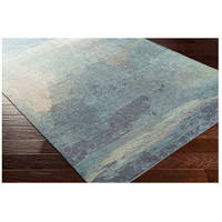Surya FCT8000-268 Felicity 96 X 30 inch Blue and Blue Runner, Polyester alternative photo thumbnail