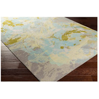 Surya FCT8001-46 Felicity 72 X 48 inch Blue and Green Area Rug, Polyester alternative photo thumbnail