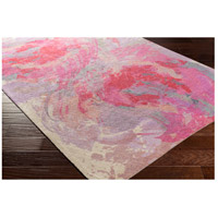 Surya FCT8002-576 Felicity 90 X 60 inch Pink and Purple Area Rug, Polyester alternative photo thumbnail