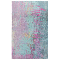 Surya FCT8003-46 Felicity 72 X 48 inch Purple and Blue Area Rug, Polyester photo thumbnail