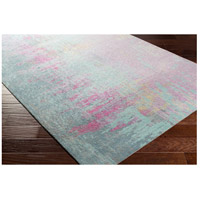 Surya FCT8003-810 Felicity 120 X 96 inch Purple and Blue Area Rug, Polyester alternative photo thumbnail