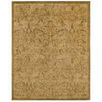 Surya FGD1000-810 Fitzgerald 120 X 96 inch Neutral and Brown Area Rug, Wool photo thumbnail